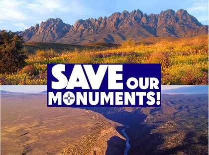 Save Our Monuments Postcard Graphic