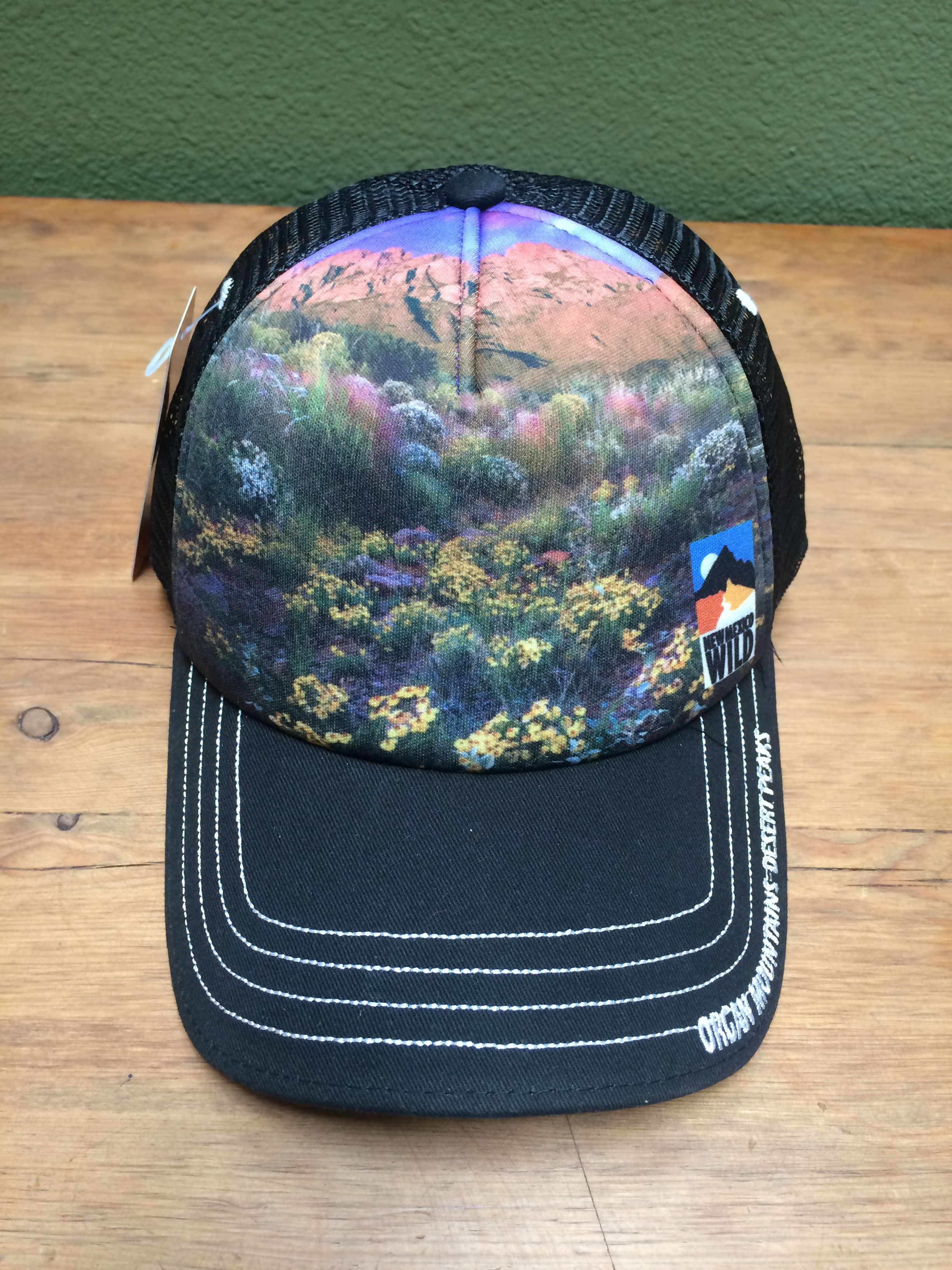 Front O Mountain Hat